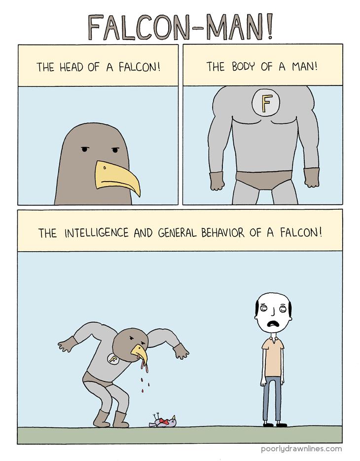 falcon-man