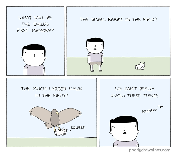 first-memory