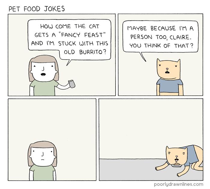 Dog Puns Food