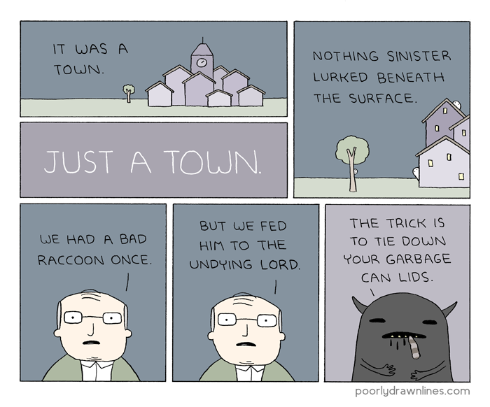 just-a-town