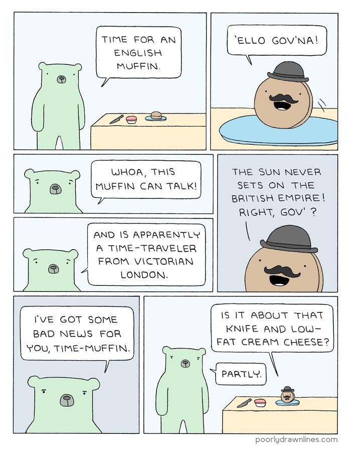 english-muffin